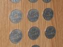 Lot 10 monede 1 leu 1966