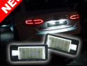 Lampi led smd canbus nr de inmatriculare Audi Q7 2006-2015