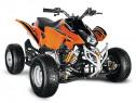 ATV BEMI 125cc DRIFT 8'' automatic cu revers