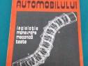 Conducerea automobilului *legislație*manevrare*mecanică*test