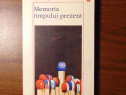 Memoria timpului prezent - Thierry de Montbrial (1996)