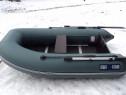 Barca gonflabila AQUA-STORM 2,40m,chila gonflab (Romeo)