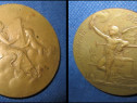 Medalia bancara Monnaie de Paris, Valuta Franta 1900.