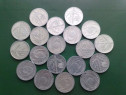 Monede de colectie reprezentand eclipsa de soare din 1999