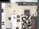 Apartament 1 camera, Baza 3