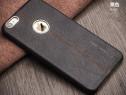 Husa slim, usoara piele naturala qialino iphone 6 / 6s,negru