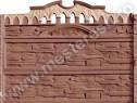 Gard beton Victorian 1 - transport gratuit in tara