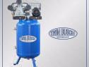 Compresor profesional 270l - Motor 3 cilindrii - Druckluftko