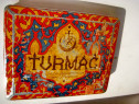 Turmac Turkish Macedonian Tobacco Co. Cutie Tigarete veche.