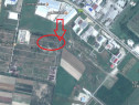 Teren in zona secundara a parcului industrial 1 5000mp
