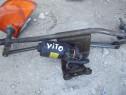 Motoras stergatoare Mercedes Vito ansamblu stergatoare vito