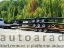 Inchiriez trailer dublu platforma auto moto atv inchirieri