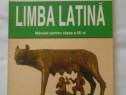 Manual limba latina IX, X si XII