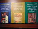 Istoria literaturii crestine vechi grecesti si latine, 3 vol