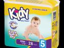 Scutece Kidy Baby 5 - 11-25 kg