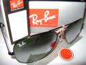 Ochelari de soare ray ban aviator 3026-62mm gun metal mirror