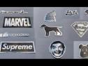 Stickere/Abtibild Decals Auto Metalic