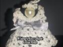 Ingerasi crosetati - cadou handmade pentru Crăciun