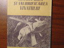 Recoltarea si valorificarea vanatului (1960)