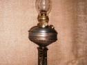 """Lampa foarte veche pe gaz, stil """"Art Nouveau"""",Ditmar Brunner"""