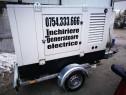 Inchieiere generator electric tractabil 35kva (25kW)