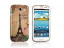 Husa Silicon Samsung Galaxy S6 g920 Eiffel Tower PRODUS NOU