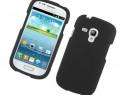 Husa Plastic Samsung Galaxy S3 mini Black PRODUS NOU