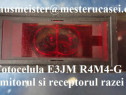 Celula (senzor) fotoelectrica OMRON, E3JM R4M4-G si DS70M4-G
