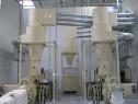 Sistem de aspirare si ventilare pentru fabrica de tigarete