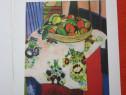 Arta- matisse in marocco - printbook -4 postere, 1990
