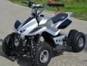 ATV Nitro Dragon 502T NOU, pentru Copii, Motor de 49cc #Gri