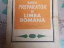 Manual preparator de Limba romana