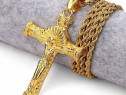 Lant + Cruciulita / Stainless Steel Gold Filled