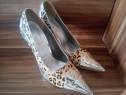 Pantofi cu toc SABRES, nr.36