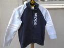 Adidas / hanorac - bluza copii 6 - 7 ani