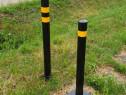 Gard delimitare acces ,stalpi delimitare acces