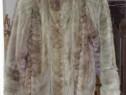 Haina de blana nurca, marime M, maxim 42