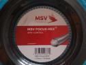 Rola 200 metri Racordaj tenis MSV FOCUS HEX grosime 1.10