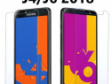 Samsung J4 J6 2018 - Pachet Husa Silicon Clara si Folie Stic