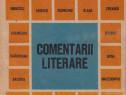 Comentarii literare in sprijinul pregatirii pentru examenul