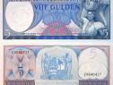 Lot 6 bancnote SURINAM 1963-1985 - UNC