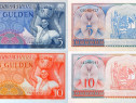 Lot 13 bancnote SURINAM 1963-2000 - UNC