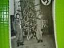 WW2-al 3 lea Reich-Foto mica raritate Copii Craciun sub brad