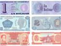 Lot 23 bancnote VENEZUELA 1989-2018 - UNC