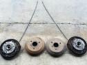 Rulmenti spate cu saboti si tamburi Smart Fortwo