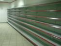 Gondole si rafturi de perete pt magazin