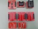 TSOP32/40/48 SOP44 SOP56 set adaptoare TL866