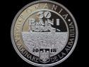 Monede 50 de bani ediție limitată Centenar 100 de ani