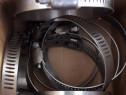 Coliere inox 49-64 mm / 7.9 mm latime / la cutie 10 buc