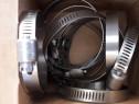 Coliere inox 37-51 mm / 7.9 mm latime / la cutie 10 buc